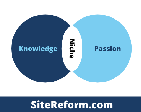 SiteReform profitable niche How To Start A Blog From Scratch in 2021 [5 Simple Steps]