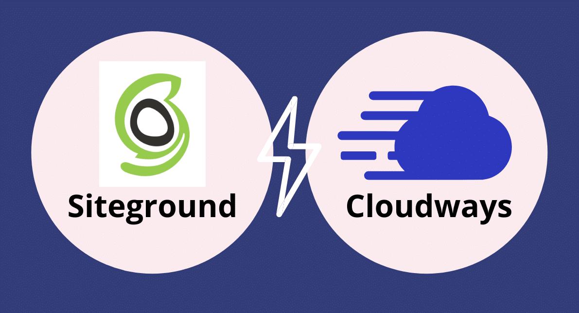 siteground vs cloudways